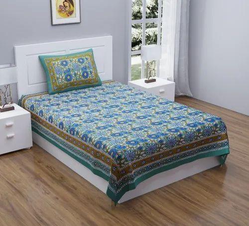 Single Bed Sheet Elegance