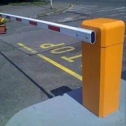 Parking Boom Barrier Gate