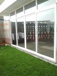 Adroit Interiors Closet Doors UPVC Sliding Door, For Home, Exterior