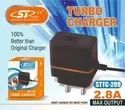 Black Travel Sttc -209 Turbo Charger