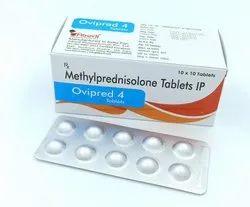 Methylprednisolone Ip Tablets