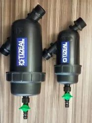 Plastic Black Water Filters, For Commercial