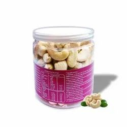 200g Packed Kaju, For Home, Hotel, Packaging Type: Plastic Container