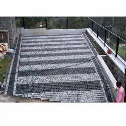 Granite Cobble Fixing Service
