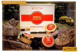 Rangrej's Aromatherapy Bridal Facial Kit For The Ultimate Youthful Glow,(5 Steps x 50gm)