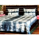 Tie And Dye Bedsheets