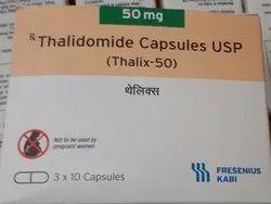 Thalix 50 Mg Capsules