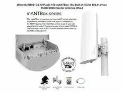 Mantbox 15s Antenna