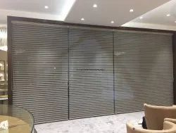 Shadow Glite Window Blinds / triple shade