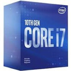 Intel Core i7 10700 Processor  16M Cache Up to 4.80 GHz