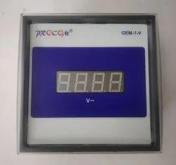 Procom Electrical Ac Volt Meter