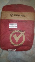 Nubifer R-5530 Red Iron Oxide FERRO