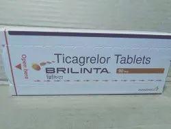 Brilinta 90mg Tablet