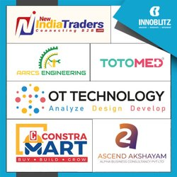 2D Corporate Logo Design