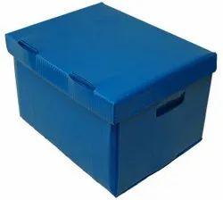 PP Rectangle Plastic Box, For Pharmaceutical