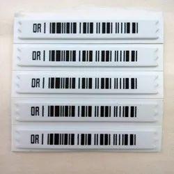 Bar Code Labeling Hologram