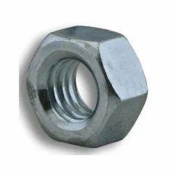 NR Enterprise Hex Metal Nut, For Industrial