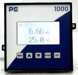 pH And Conductivity Single Channel Controller