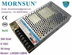 LM200-12B05 Mornsun SMPS Power Supply