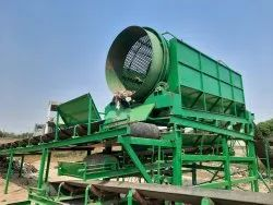 trommel screen municpal solid waste management