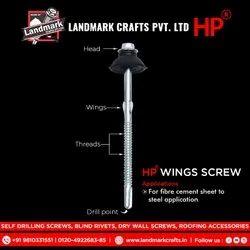 HP Wing Self Drilling Screws