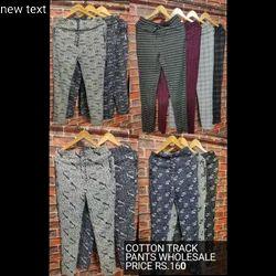 Casual Wear Mens Cotton Trouser