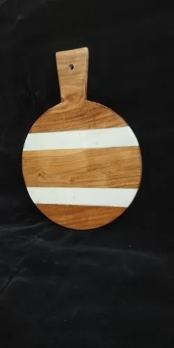Marble Wooden Chopping Board