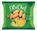 Desichef Cheese Corn Kebab
