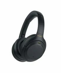 Wireless Black Sony Bluetooth Headset With Mic, Bluetooth Version: V5.0, Model Name/Number: WH-1000XM4