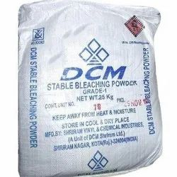 DCM Stable Bleaching Powder, Packaging Size: 25kg