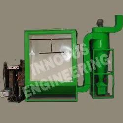 Innovus Engineering Powder Coating Booth