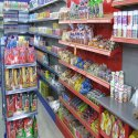 Hypermarket Display Rack