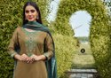 Kalarang Fashion Renee Jam Satin Embroidery Work Dress Material Catalog