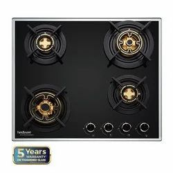 Hindware Brass Erica 4b 60 Cm, For Built-in-hob, Size: 600x520x130 Mm