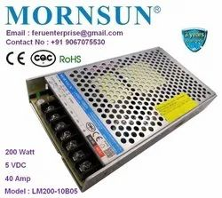 LM200-10B05 Mornsun SMPS Power Supply