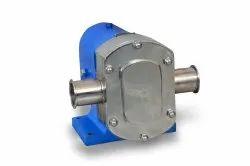 Positive Displacement Lobe Pump