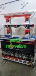 5 Nozzle Model Automatic Panipuri Water Filling Machine