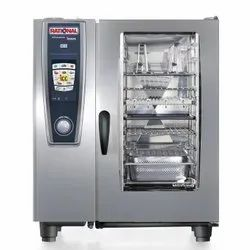 Rational Gas Combi Oven SCC101G 10 Tray