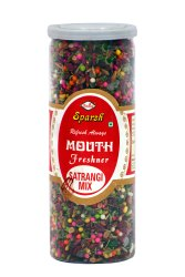 Brown Sweet Badal Satrangi Mix- 120 gms, For Mouth Freshner, Goli