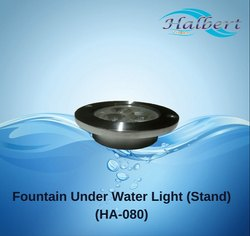 Fountain Under Water Light (Stand)