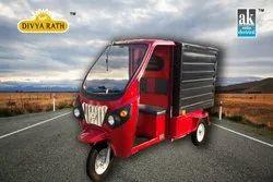 Mayuri Electric Rickshaw & Loader