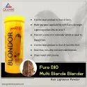 Pure Bio Multi Blonde Hair Color Lightener Powder, For Parlour, Packaging Size: 400g