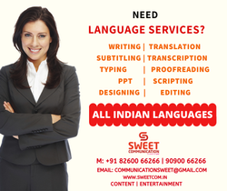 Language Interpretation Services by SWEET COMMUNICATION