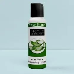 Aloe Vera Cleansing Lotion, ISO 9001:2008