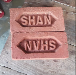 Shan Cuboid Clay Red Brick, Size: 9 X 4 X 3 Inches