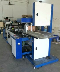 Fully Automatic Kraft Paper Bag Making Machine