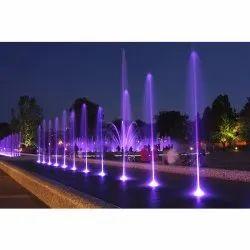 FRP Event Fountain