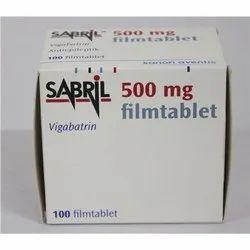 Sabril 500 Mg Vigabatrin