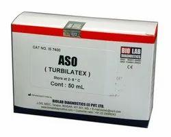 Aso Turbilatex Test Kit