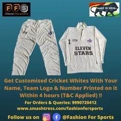 Half T-shirts & Vests Cricket Whites Dress